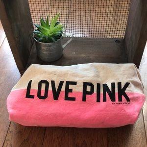 Pink by Victoria's Secret Makeup Bag